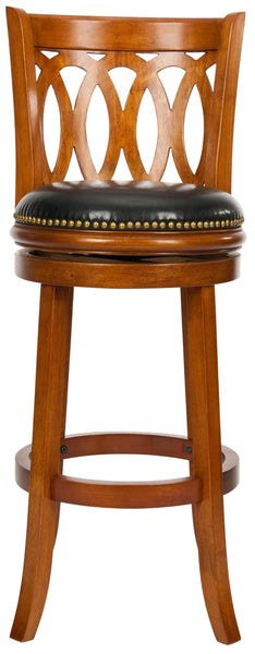 Baldwin Swivel Bar Stool Front View