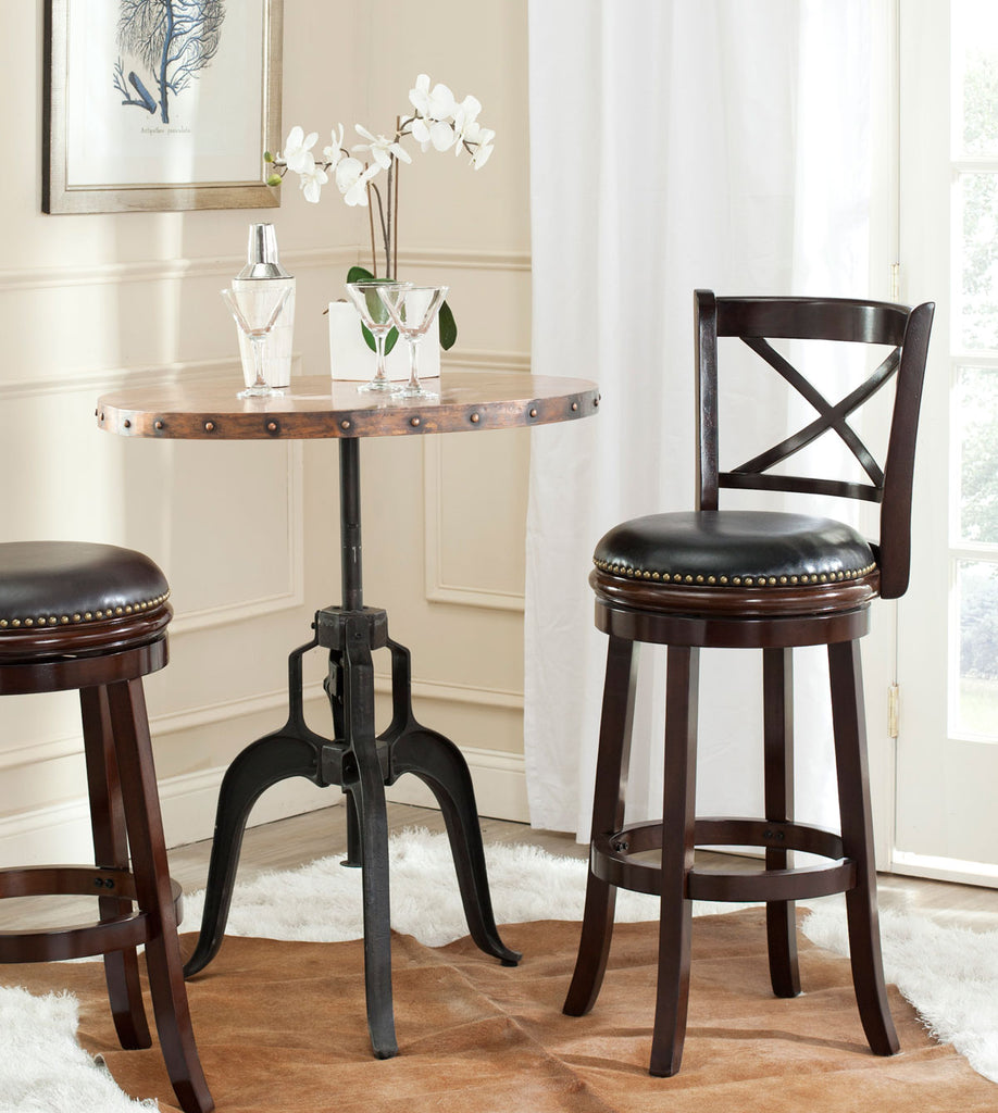 Safavieh Butler Swivel Bar Stool