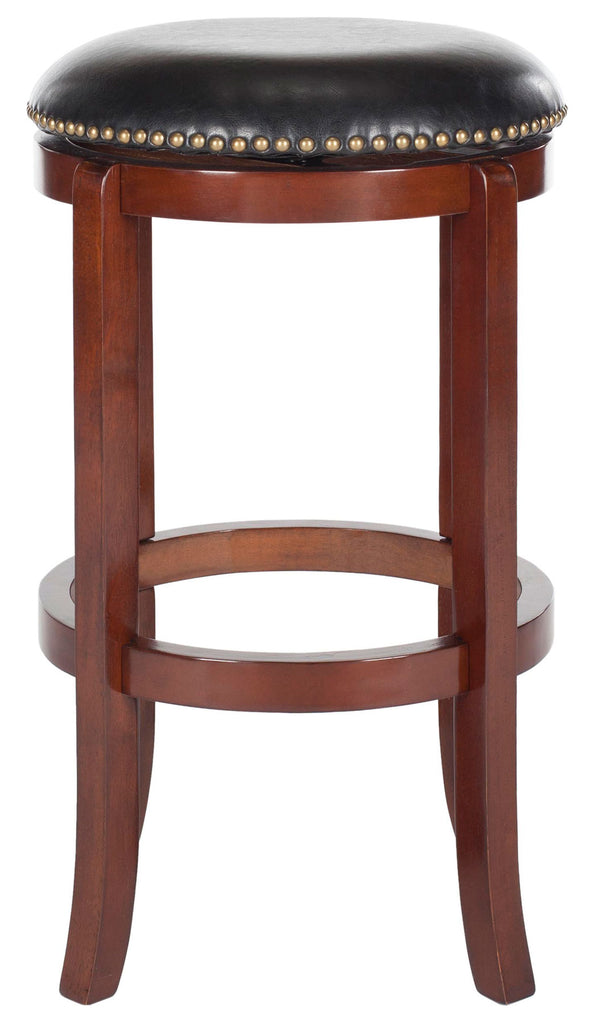 Brockway Swivel Bar Stool Front View