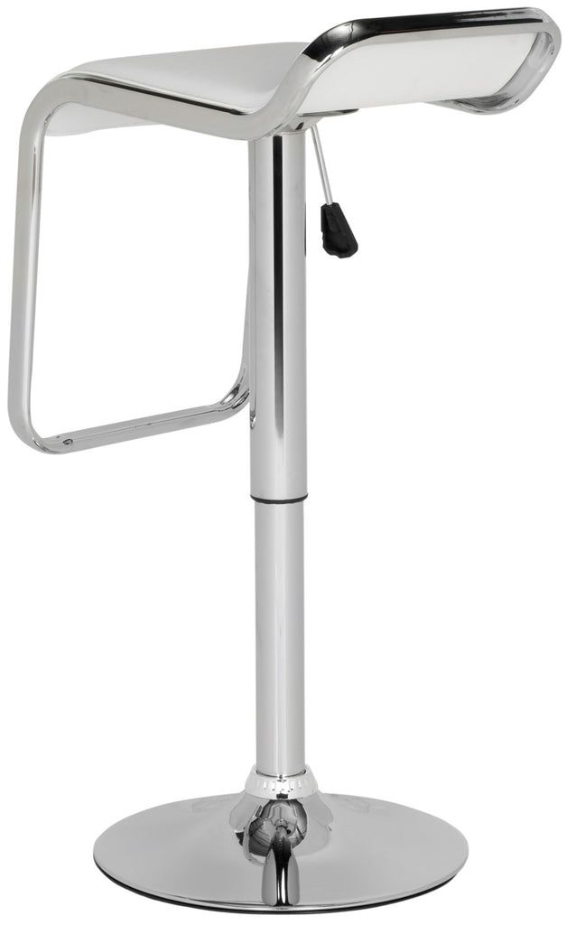 Safavieh Taronda Swivel Bar Stool - Available in White, Black or Brown