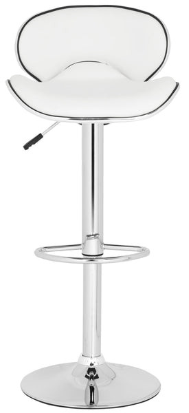 Shambi Swivel Bar Stool Front View
