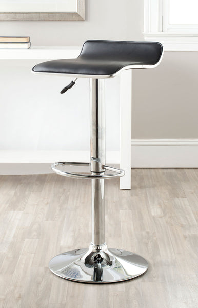 Safavieh Chaunda Swivel Bar Stool Lifestyle View