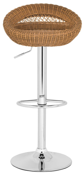 Safavieh Zeba Swivel Bar Stool