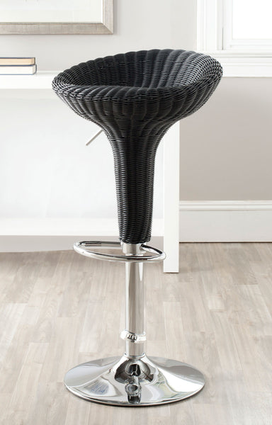 Safavieh Monicka Swivel Bar Stool Lifestyle View