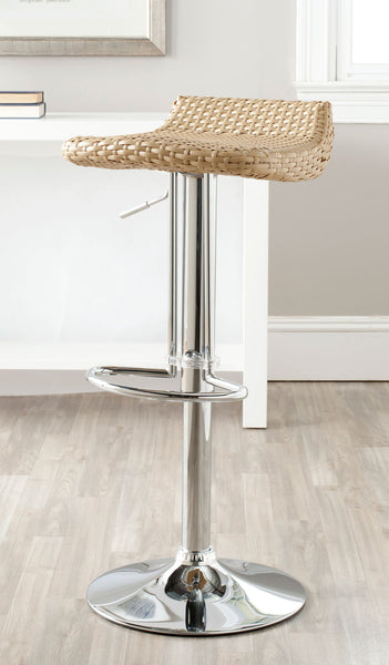 Safavieh Juji Swivel Bar Stool Lifestyle View