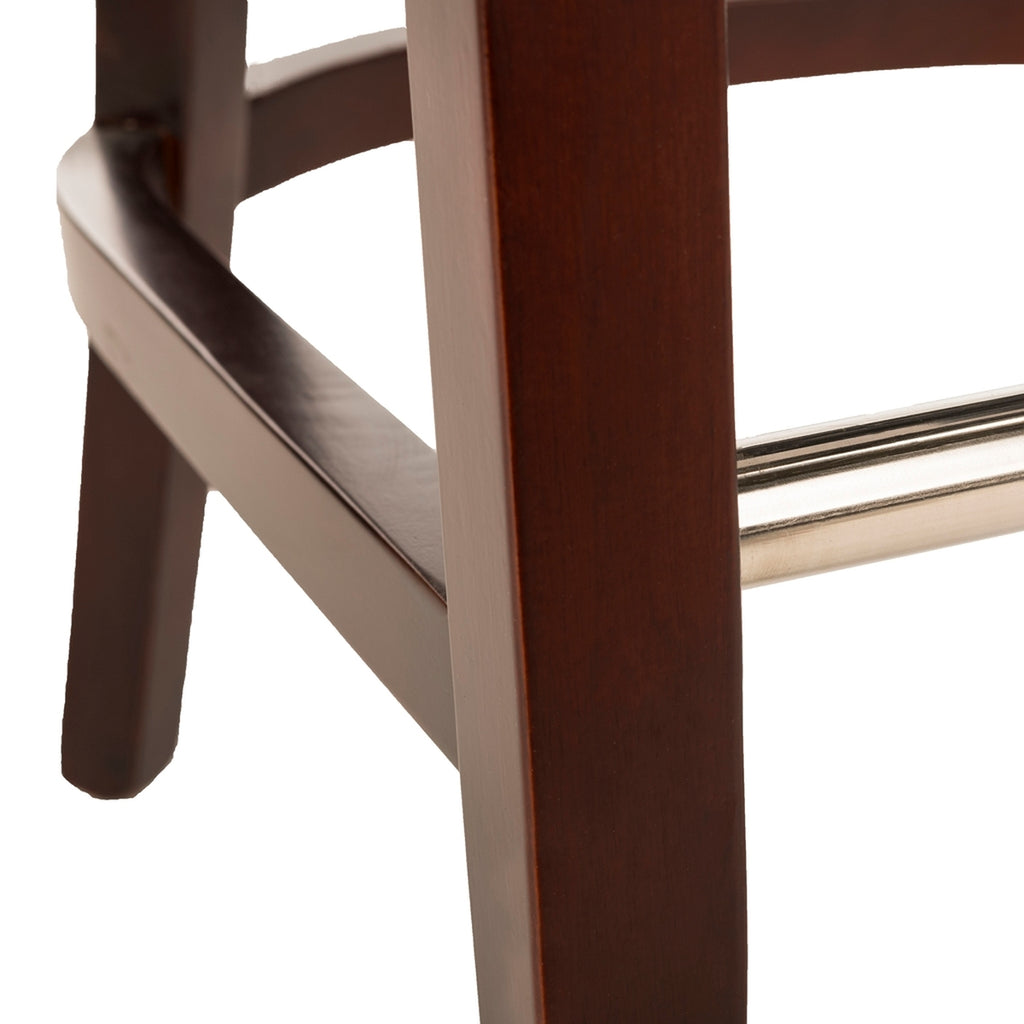 Addo Bar Stool Detail Leg Base View