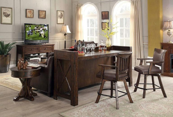 ECI Furniture Gettysburg Home Theatre Bar