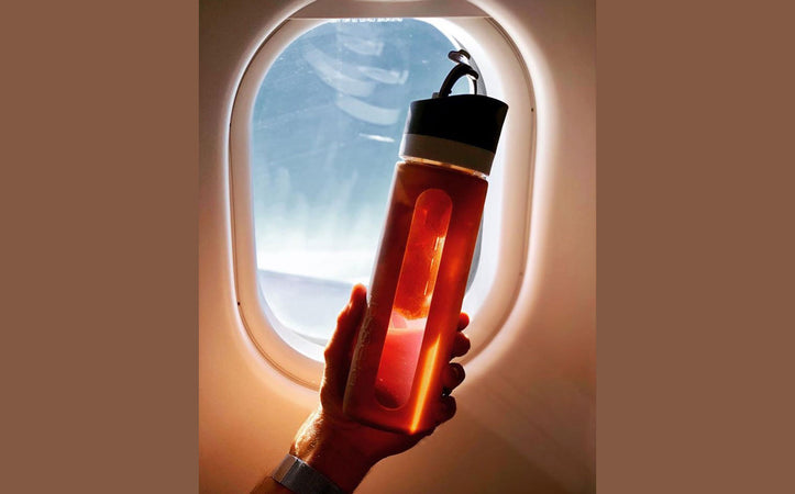 What's the best beverage when you're at 30,000 ft?
