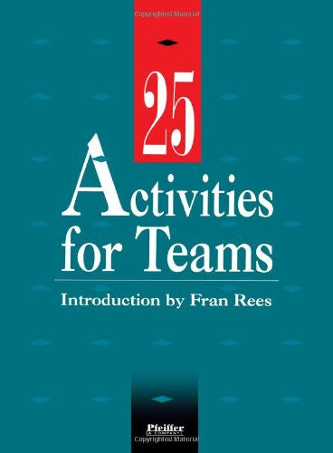 Rees Trio, 25 Activities for Teams