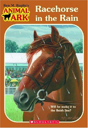 Racehorse in the Rain (Animal Ark Holiday Treasury #2) (Animal Ark Series #39)