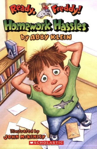 Ready, Freddy! #3: Homework Hassles