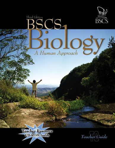 BSCS Biology: A Human Approach: Teacher Guide