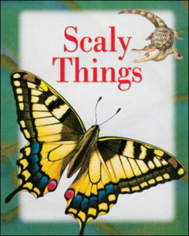 Scaly Things: Set One (Explorers)