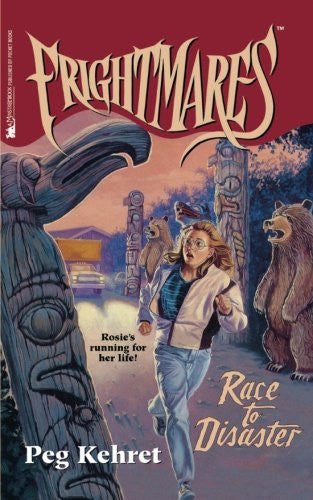 Race to Disaster (Frightmares (Paperback))