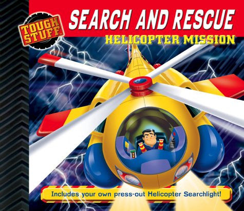 Search and Rescue Helicopter Mission (Tough Stuff)