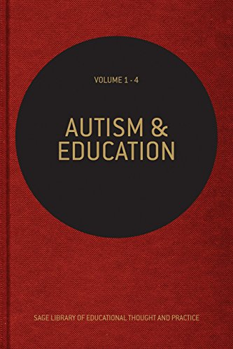 Autism and Education (SAGE Library of Educational Thought & Practice)