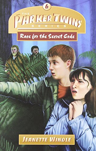 Race for the Secret Code (The Parker Twins Series, Book 6)