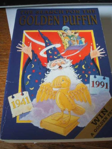 Search For The Golden Puffin (Puffin Books)