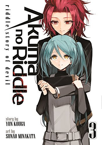 Akuma no Riddle Vol. 3: Riddle Story of Devil (Akuma no Riddle: Riddle Story of Devil)