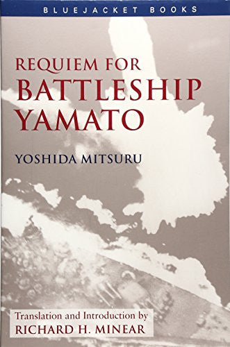 Requiem for Battleship Yamato (Bluejacket Books)