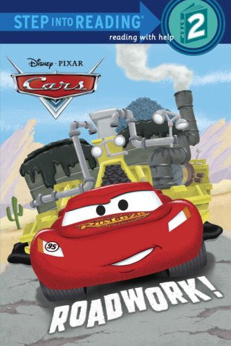 Roadwork! (Disney/Pixar Cars) (Step into Reading)