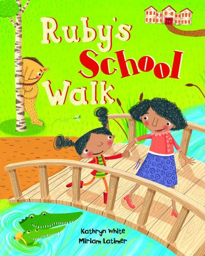 Ruby's School Walk