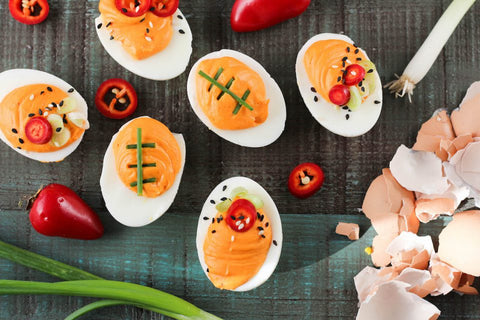 Deviled Egg recipe on the Best Day Ever blog.