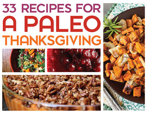 Are you having a Paleo Thanksgiving this year? 33 recipes are on the Best Day Ever blog.