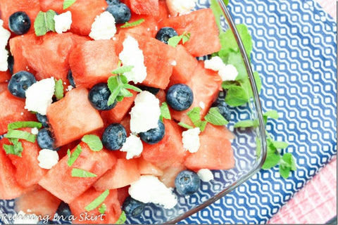 Healthy summer salads on the Best Day Ever blog.