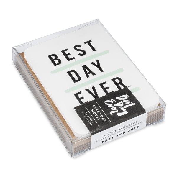 Striped Everyday Card Set
