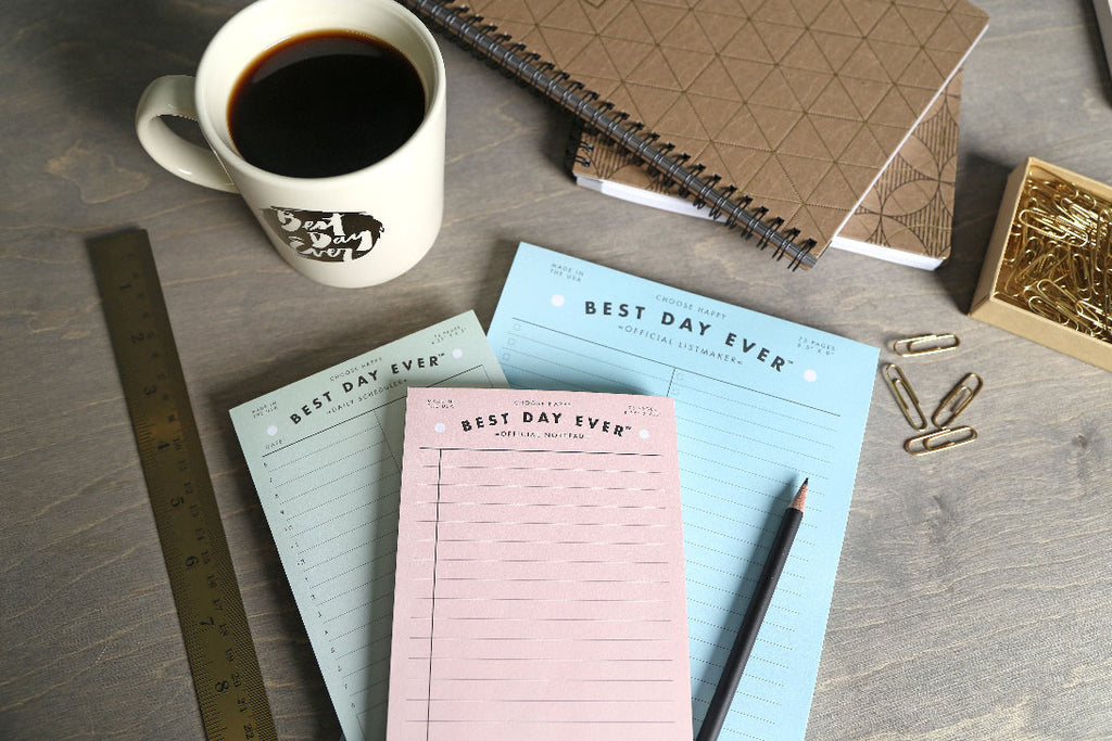 Daily Notepads