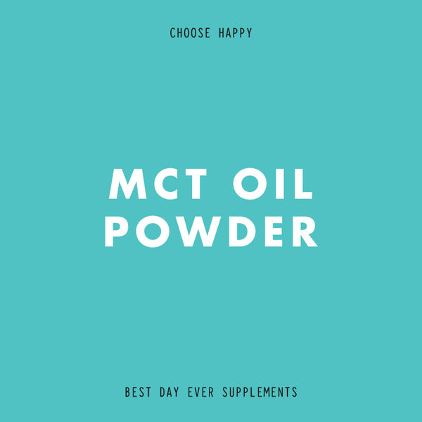 MCT Oil Powder, 16 oz