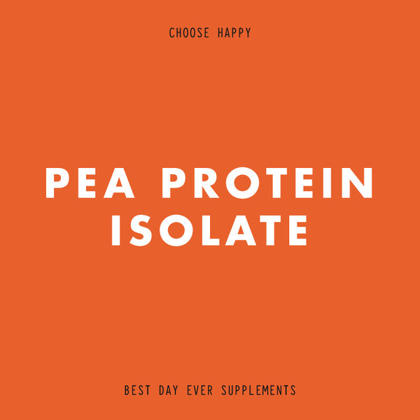 Pea Protein Isolate, 21 oz