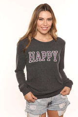 Happy Cozy Sweatshirt