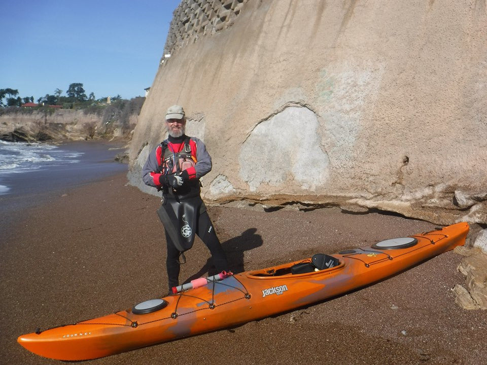 Taking the Jackson Kayak Journey 14 Out For a Test Spin