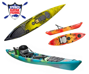 The skinny (and wide) on choosing a kayak