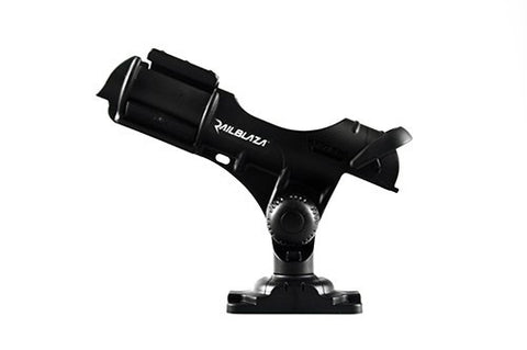 RAILBLAZA - Rod Holder II & Starport HD Base - PRO Kayak Fishing