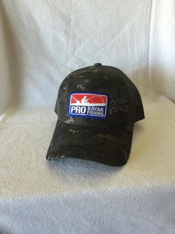 PKF Hat - Fish On! Structured Trucker