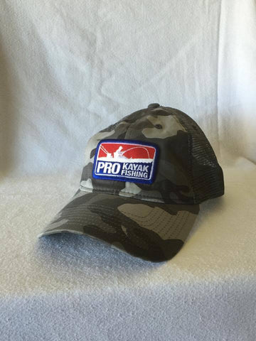 PKF Hat - Fish On! Relaxed Trucker