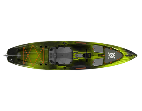 Perception Kayaks - Pescador Pilot 12.0