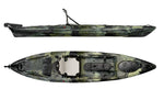 Vibe Kayaks - Sea Ghost 130 Kayak Package - PRO Kayak Fishing
