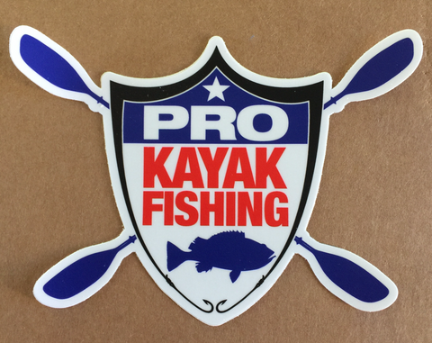 PKF Stickers - Shield Logo Sticker