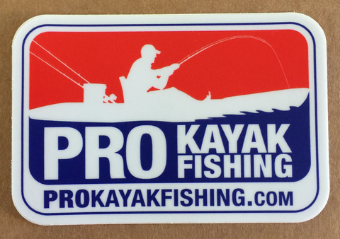 PKF Stickers - Fish On! Sticker