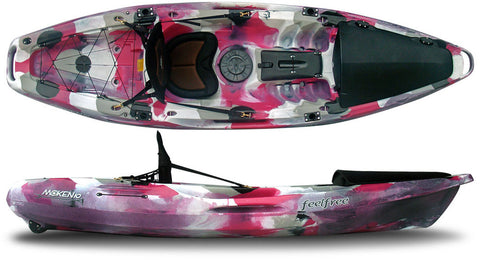 FeelFree Kayaks - Moken 10 Standard - PRO Kayak Fishing
