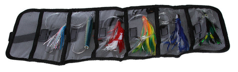 Tailchaser - Side Pocket Lure and Jig Wrap - Black