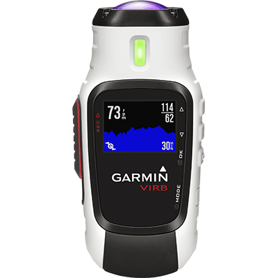Garmin VIRB Elite Sport Camera w/ GPS