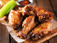 5-Pack Famous Chicken Wings