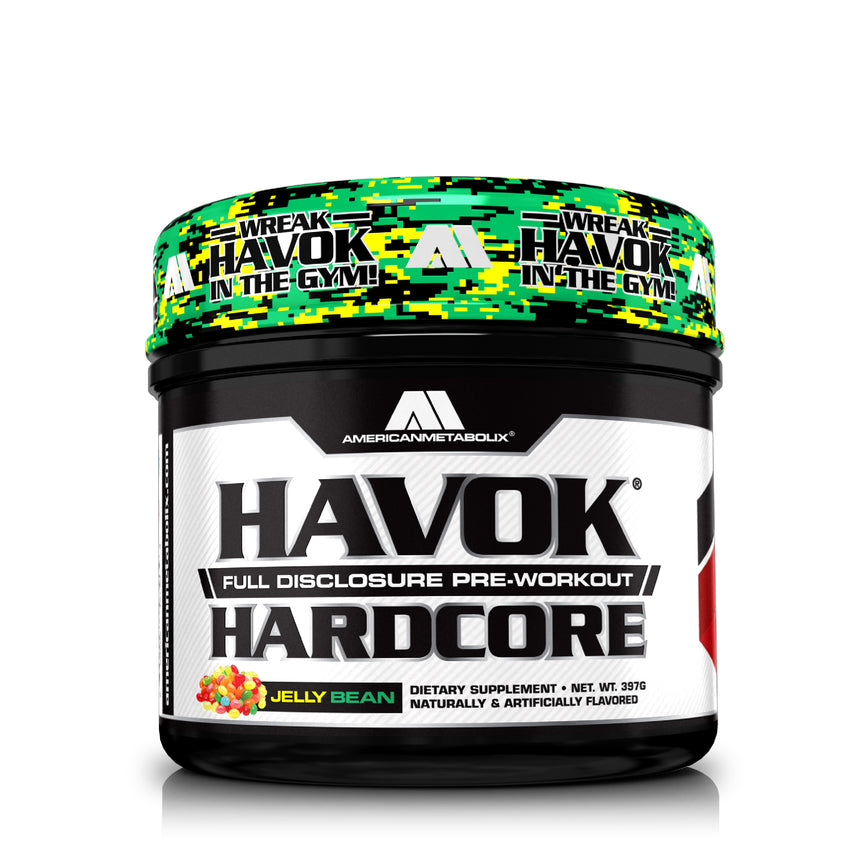 Havok Hardcore Jelly Bean