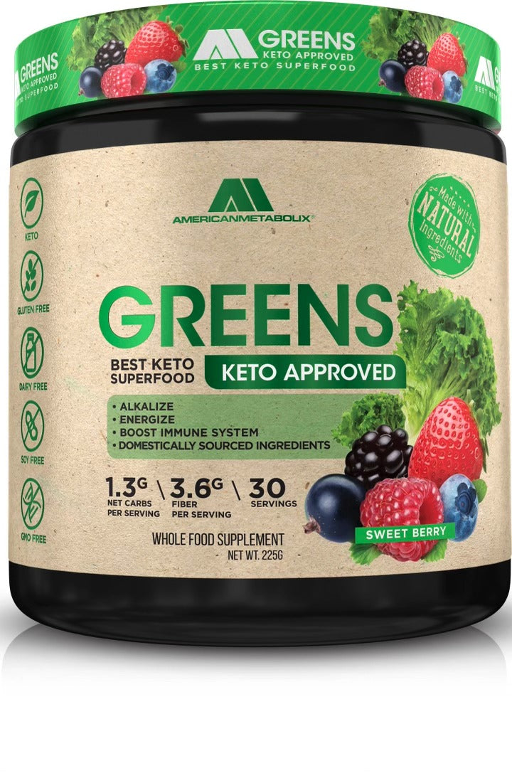 Keto Greens Superfood