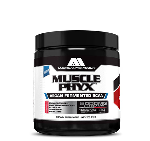 Muscle Phyx Vegan Fermented BCAA